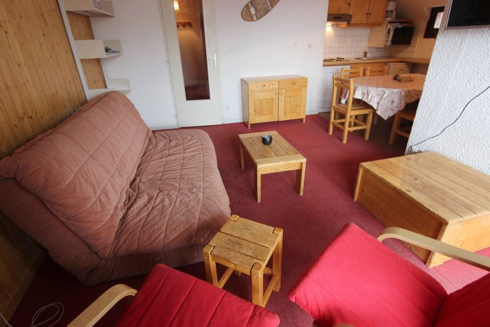 LAC DU LOU 412 / 3 ROOMS 6 PERSONS - 2 SILVER SNOWFLAKES - VTI