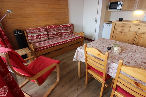 LAC DU LOU 804 / APARTMENT 2 ROOMS CABIN 6 PERSONS - 2 SILVER SNOWFLAKES - VTI