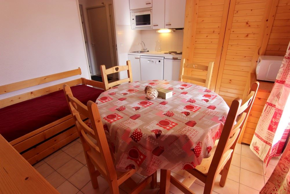 REINE BLANCHE 77 / 2 ROOMS 4 PEOPLE COMFORT