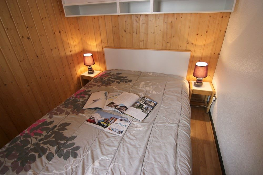 SCHUSS 212 / 2 ROOMS CABIN 6 PERSONS - 1 BRONZE SNOWFLAKE - VTI