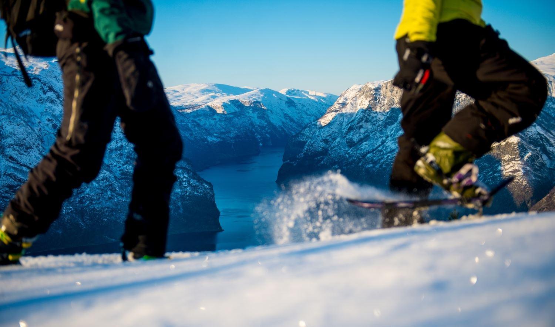 © Sverre Hjørnevik, Snowshoe hiking