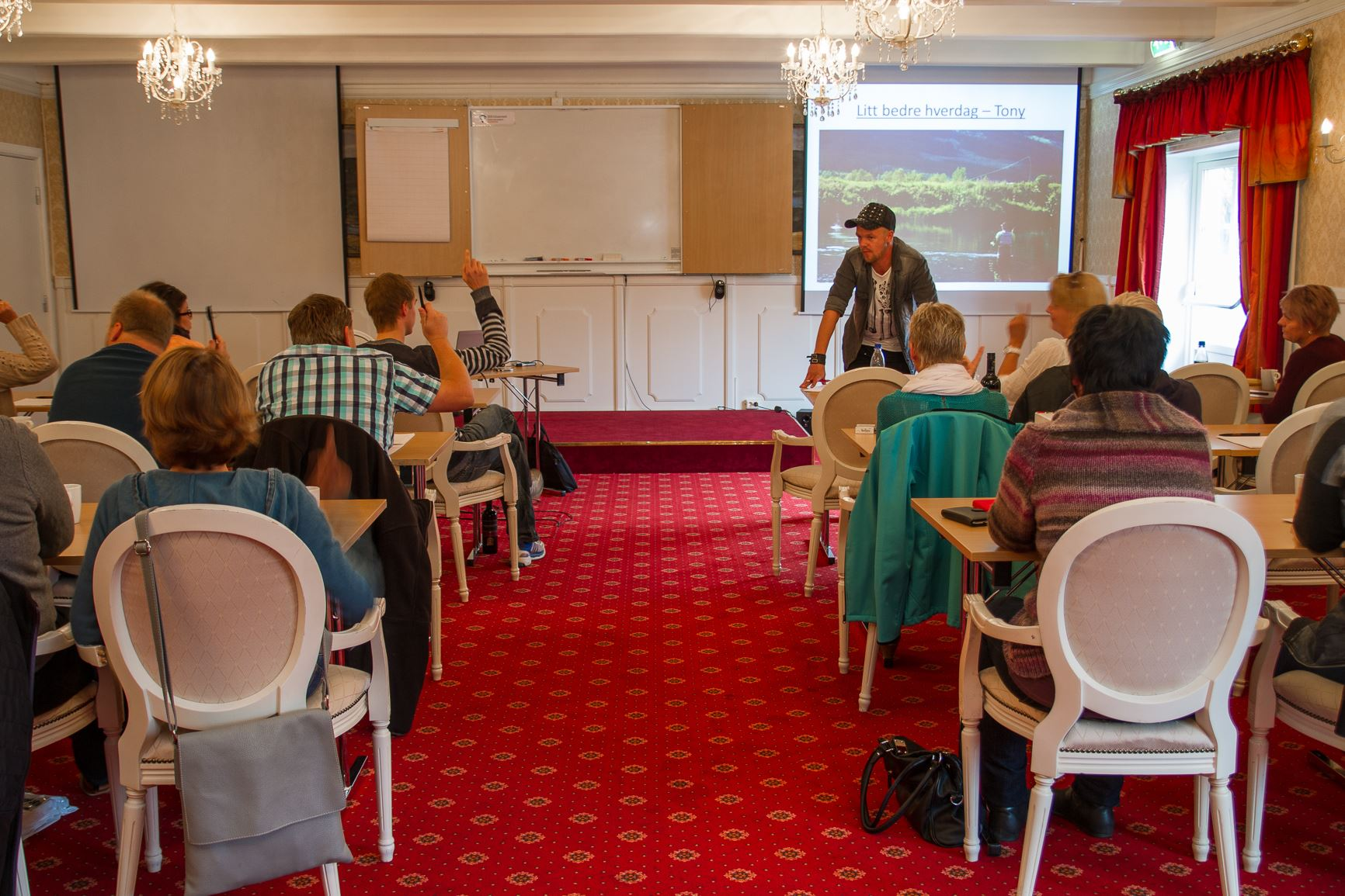 Day conference in Hafjell