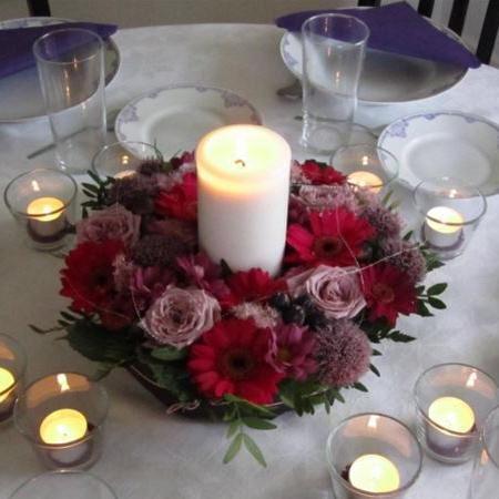 Blomsterbinderi & soppa