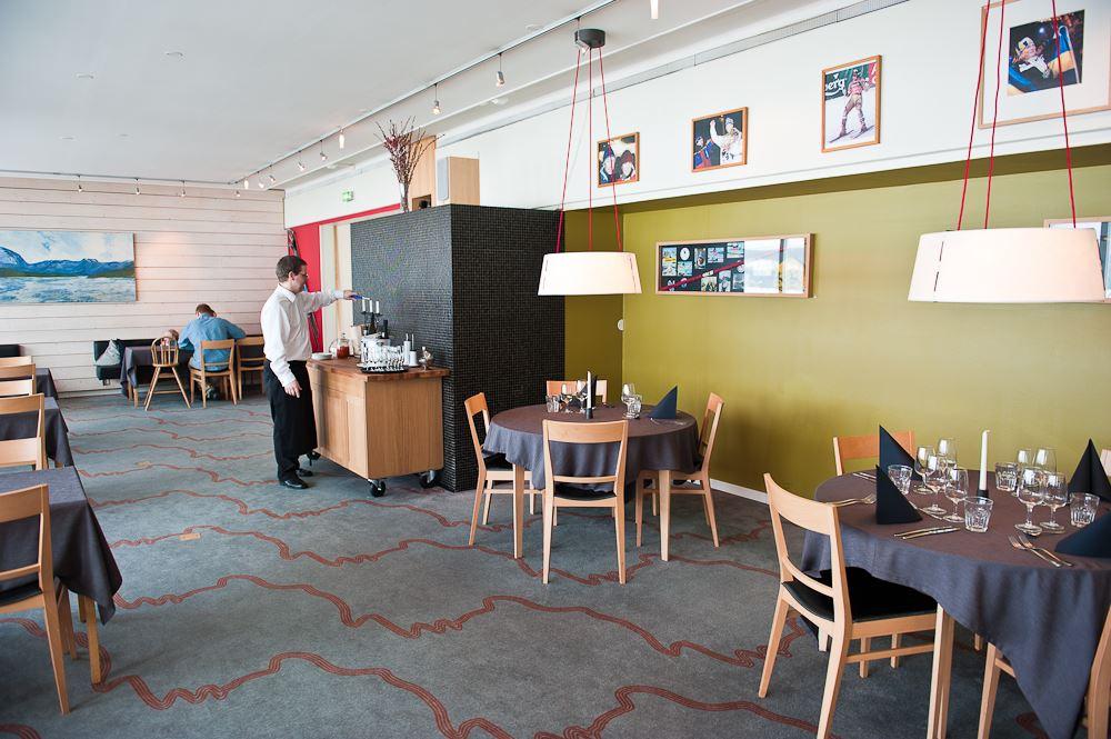 Tärnaby Fjällhotell- rooms and apartments