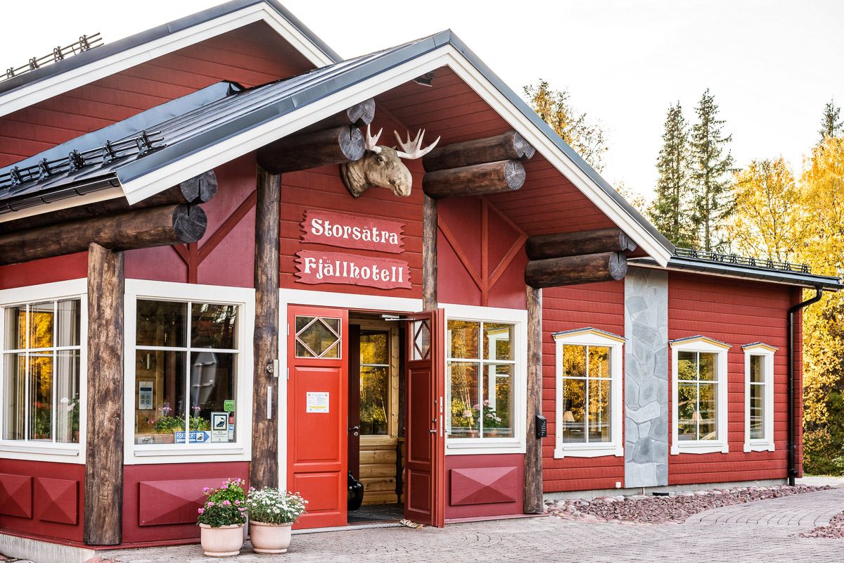 Storsätra mountain hotel