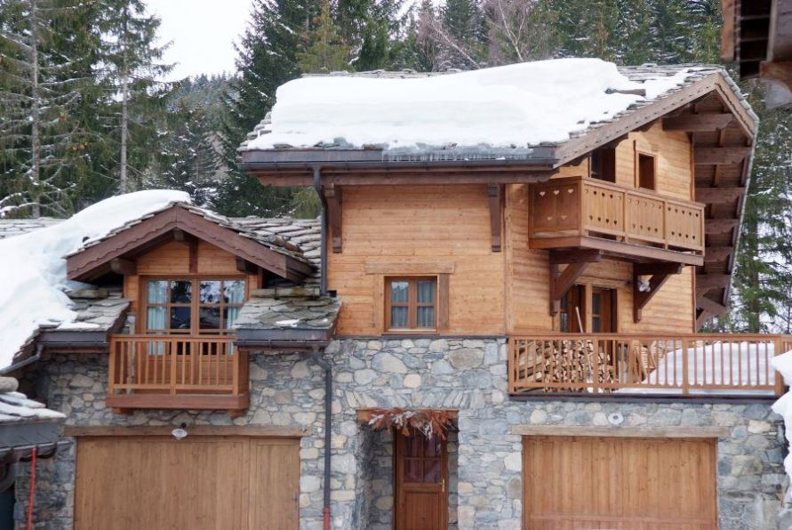 3 rooms 6 people ski-in ski-out / CHALET ALPINIUM (mountain of charm)