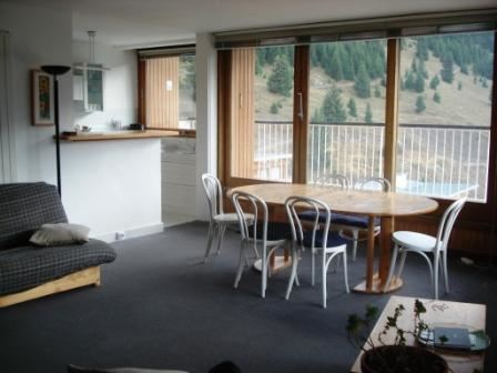 4 rooms 9 people ski-in ski-out / ARIONDAZ B172 (mountain)