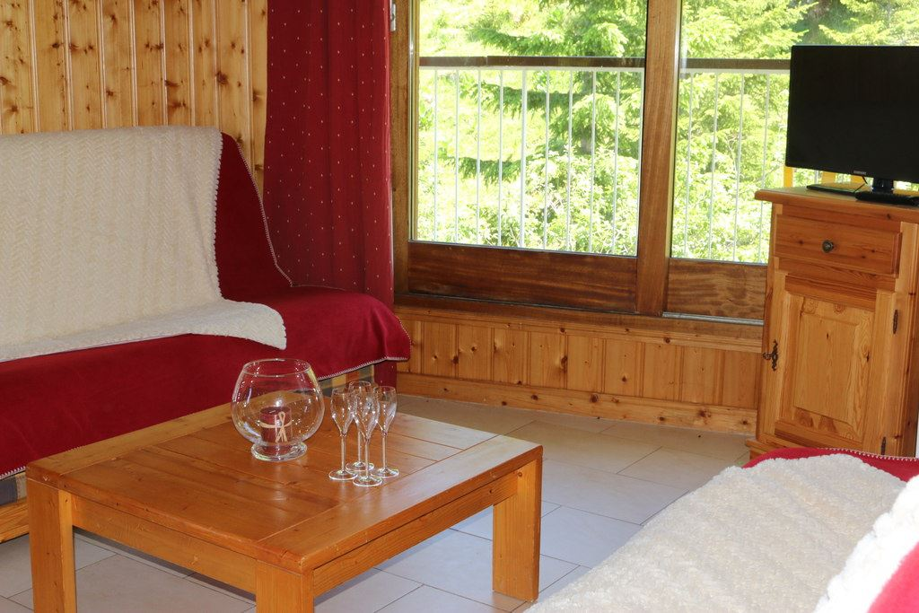 2 rooms 6 people ski-in ski-out / ARIONDAZ B226 (mountain of charm)