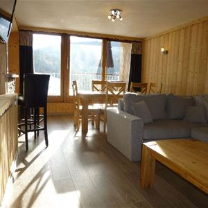 4 rooms with cabin 8 people ski-in ski-out / ARIONDAZ B252 (Mountain of Charm)