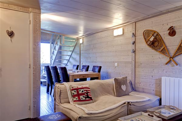 3 rooms 6 people / BRIGUES B548 (Mountain of Charm)