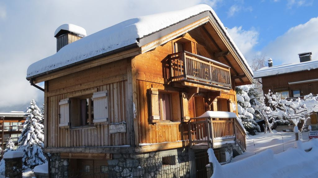 4 rooms 7 people / CHALET LA MELEZE (mountain of charm)