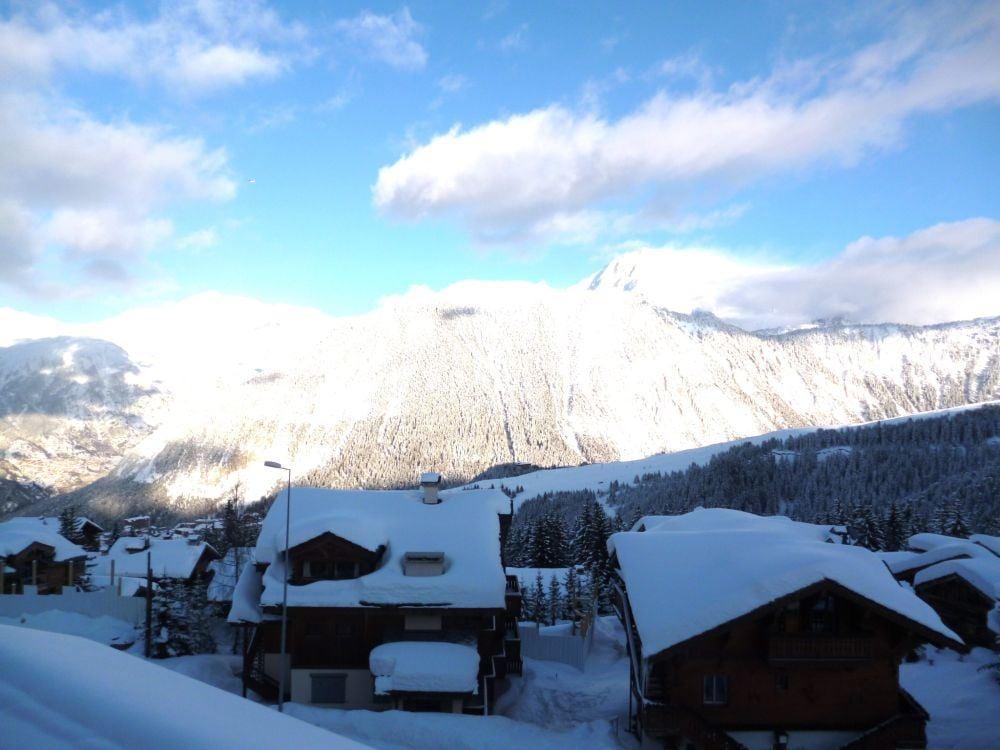 3 pièces 6 personnes skis aux pieds / NOGENTIL A309 (montagne)