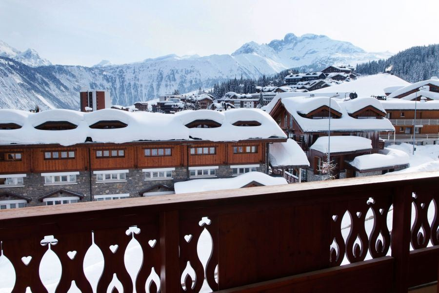 3 rooms 6 people ski-in ski-out / SOLEIL LEVANT 56 (mountain of charm)