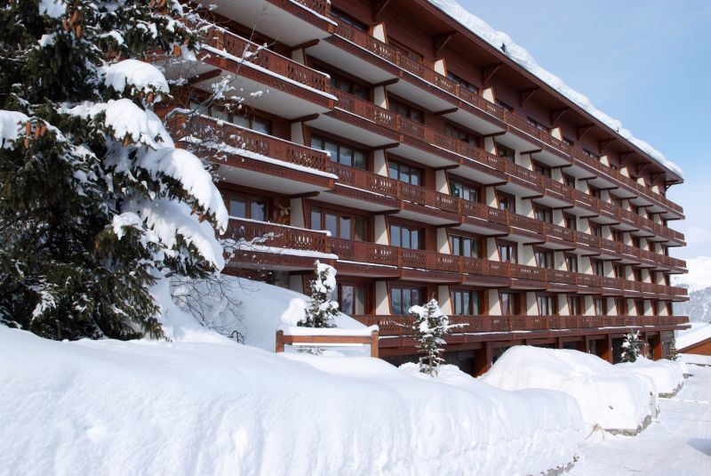 3 rooms cabin 6 people ski-in ski-out / SOLEIL LEVANT 77/78 (mountain)