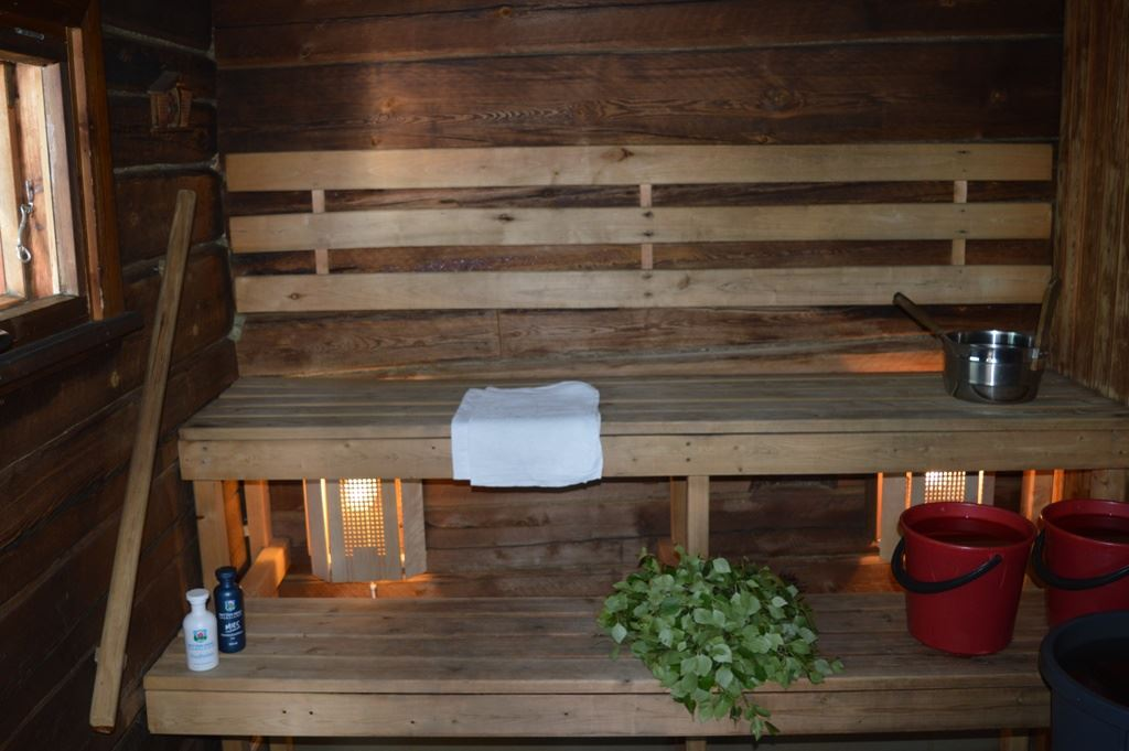 Smoke Sauna | Alatalo Cottages
