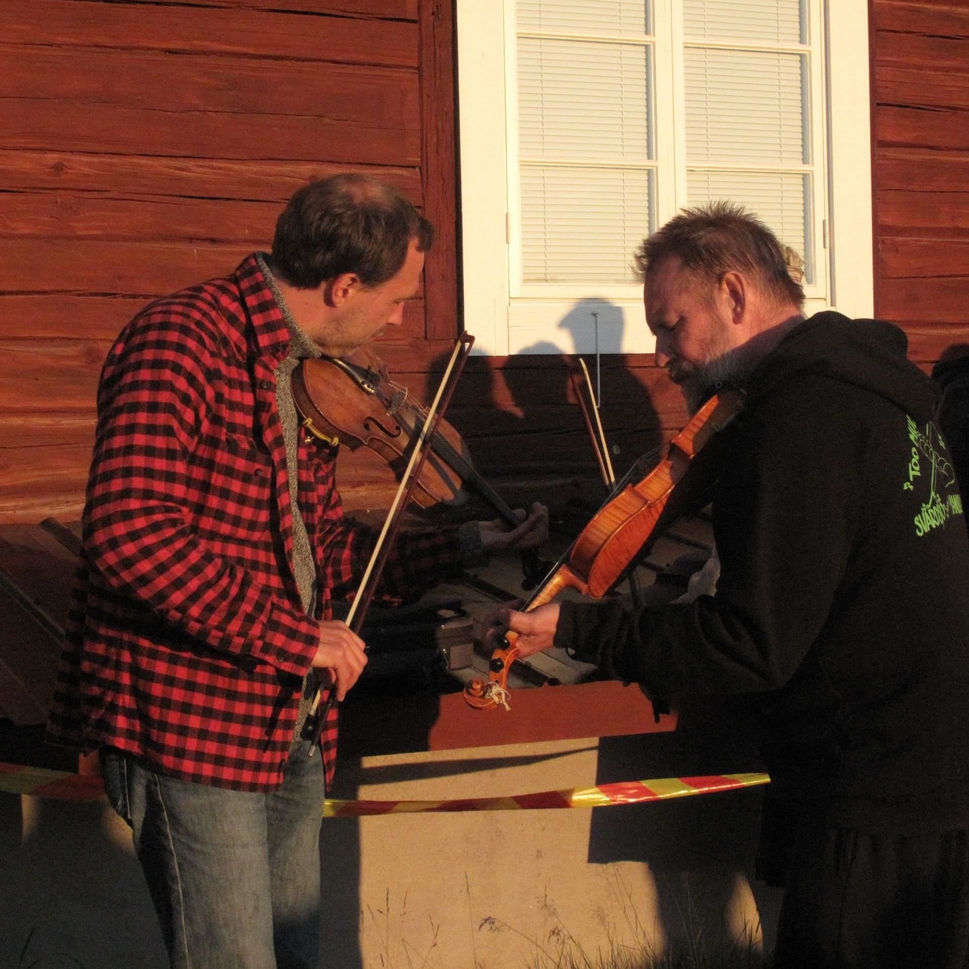 Konsert med Åke Wänn, Esbjörn Hazelius & Staffan Lindfors