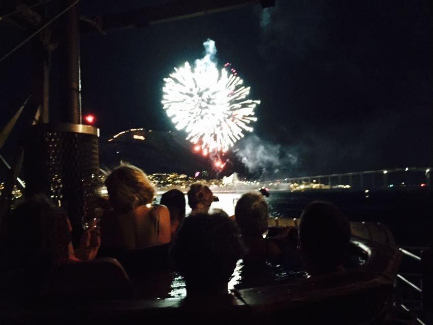 © Vulkana, New years eve celebration on board the Vulkana - Vulkana Drift