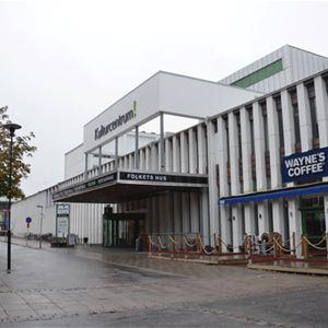 Kulturcentrum/Tillgången