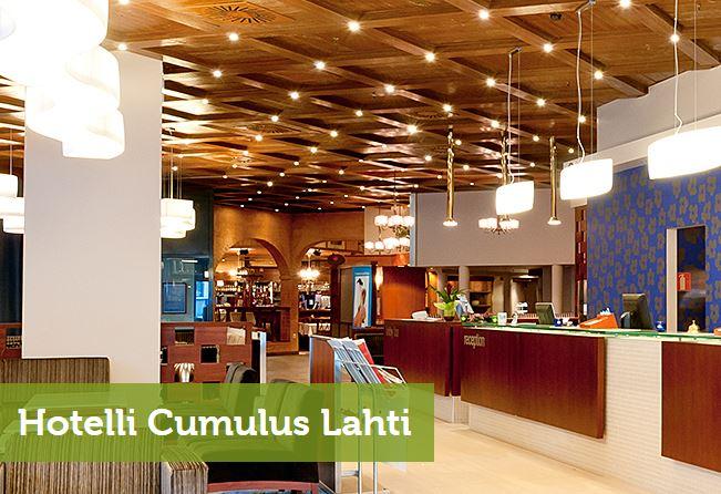 Sauna | Hotel Cumulus Lahti