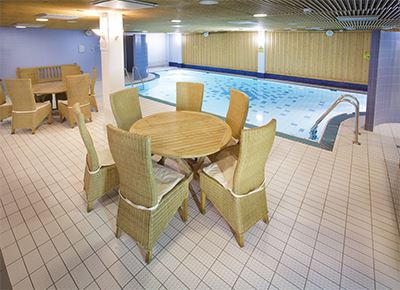 Sauna | Scandic Hotel Lahti