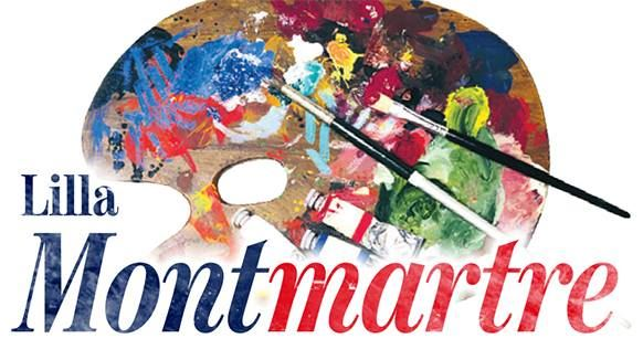 Lilla Montmartre - Konstnärer på torget