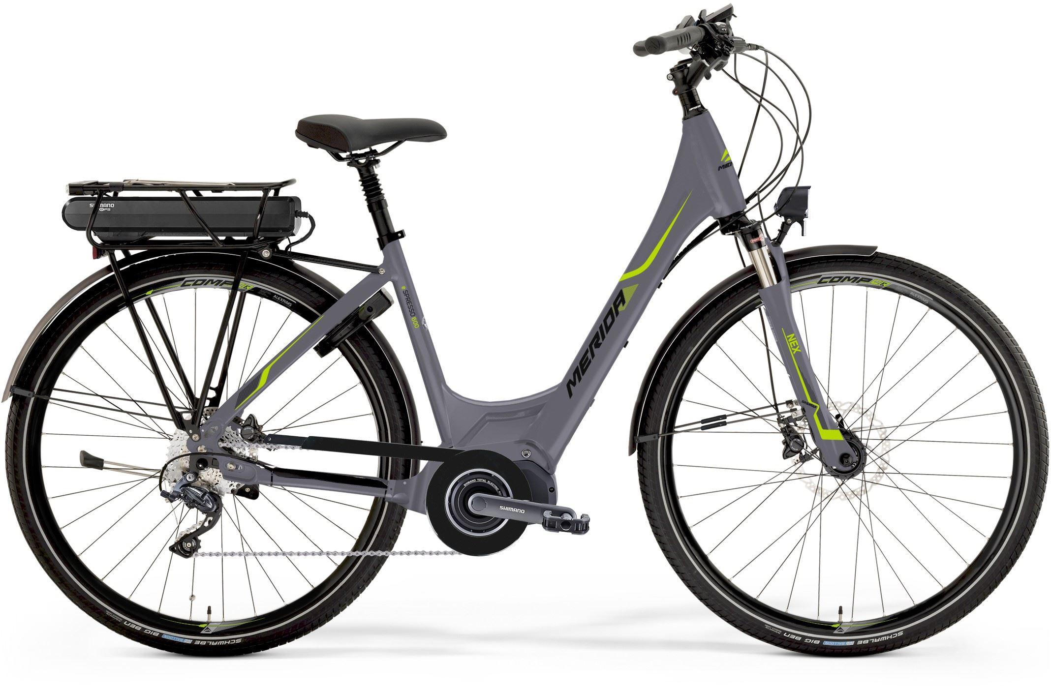02. Electric Bike Rental