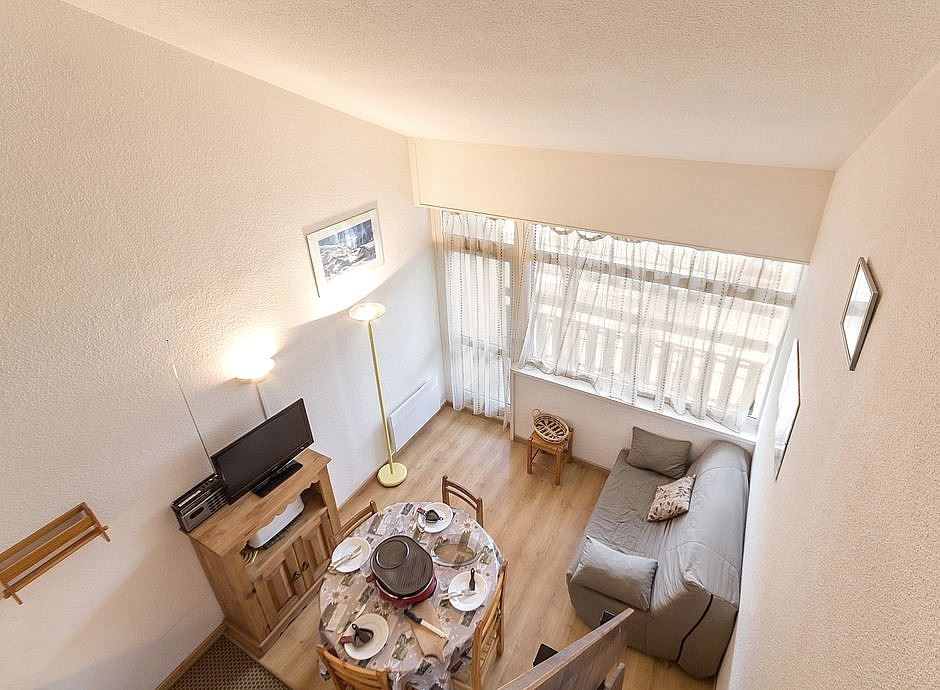 3 rooms 4 pers 150 meters from the slope / ASTERS B3 1003