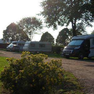Korskullens Camping, Stugor & Café