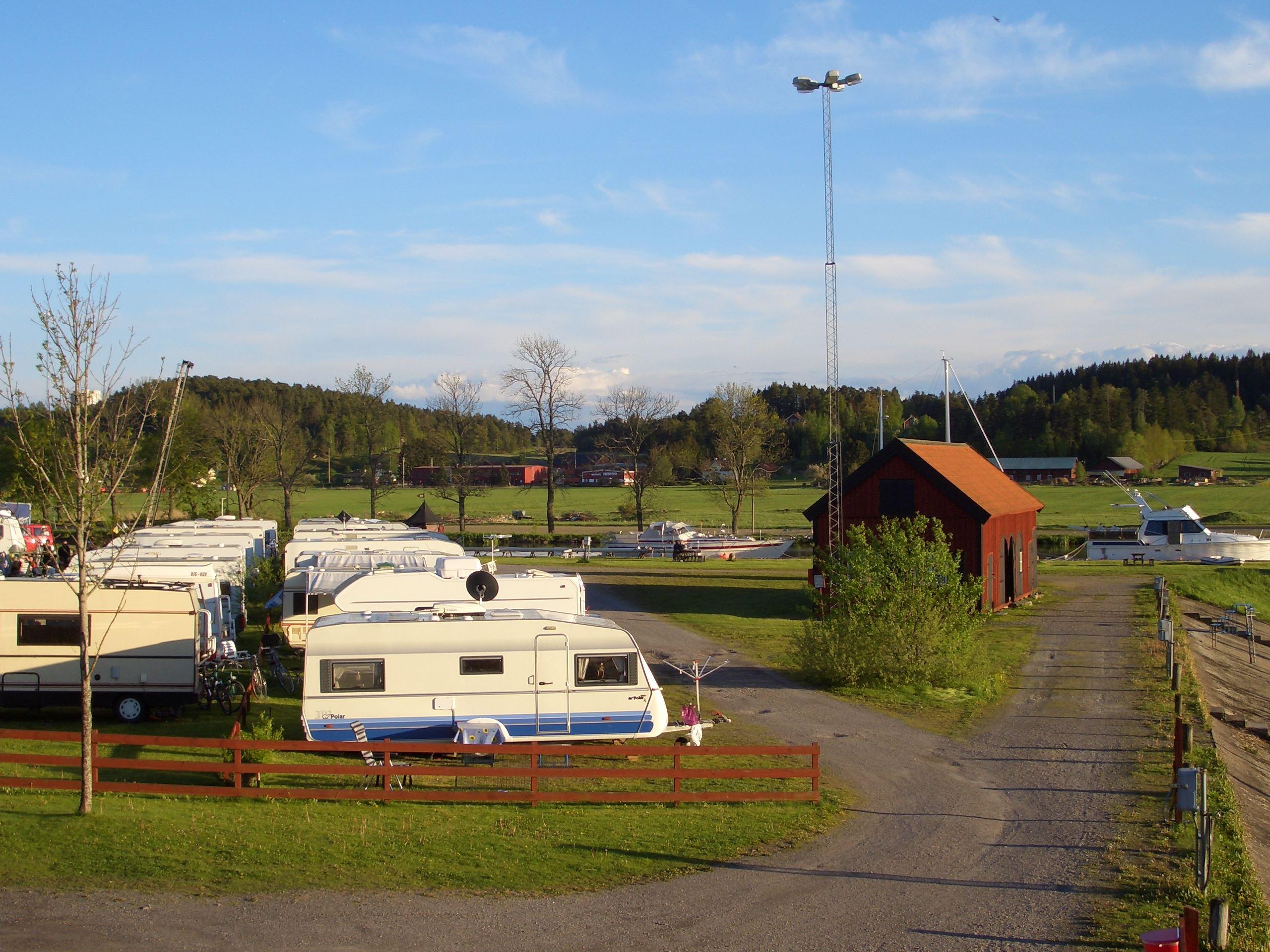 Skeppsdockans Camping
