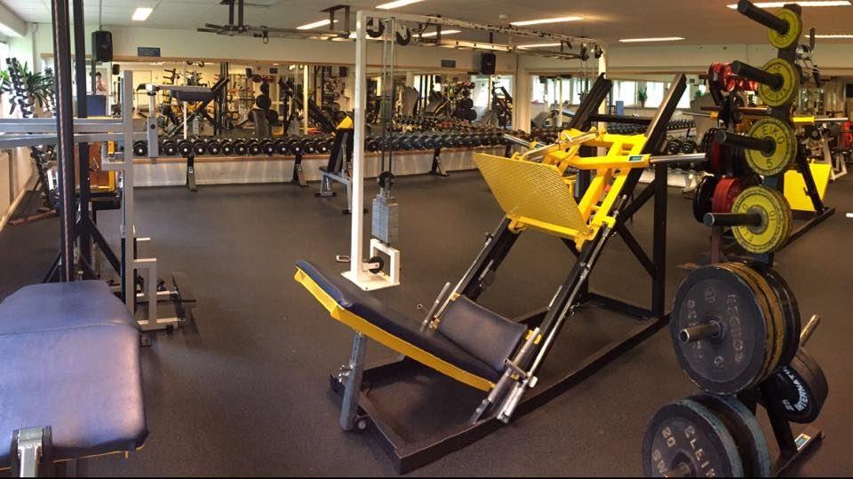 Molmek Gym