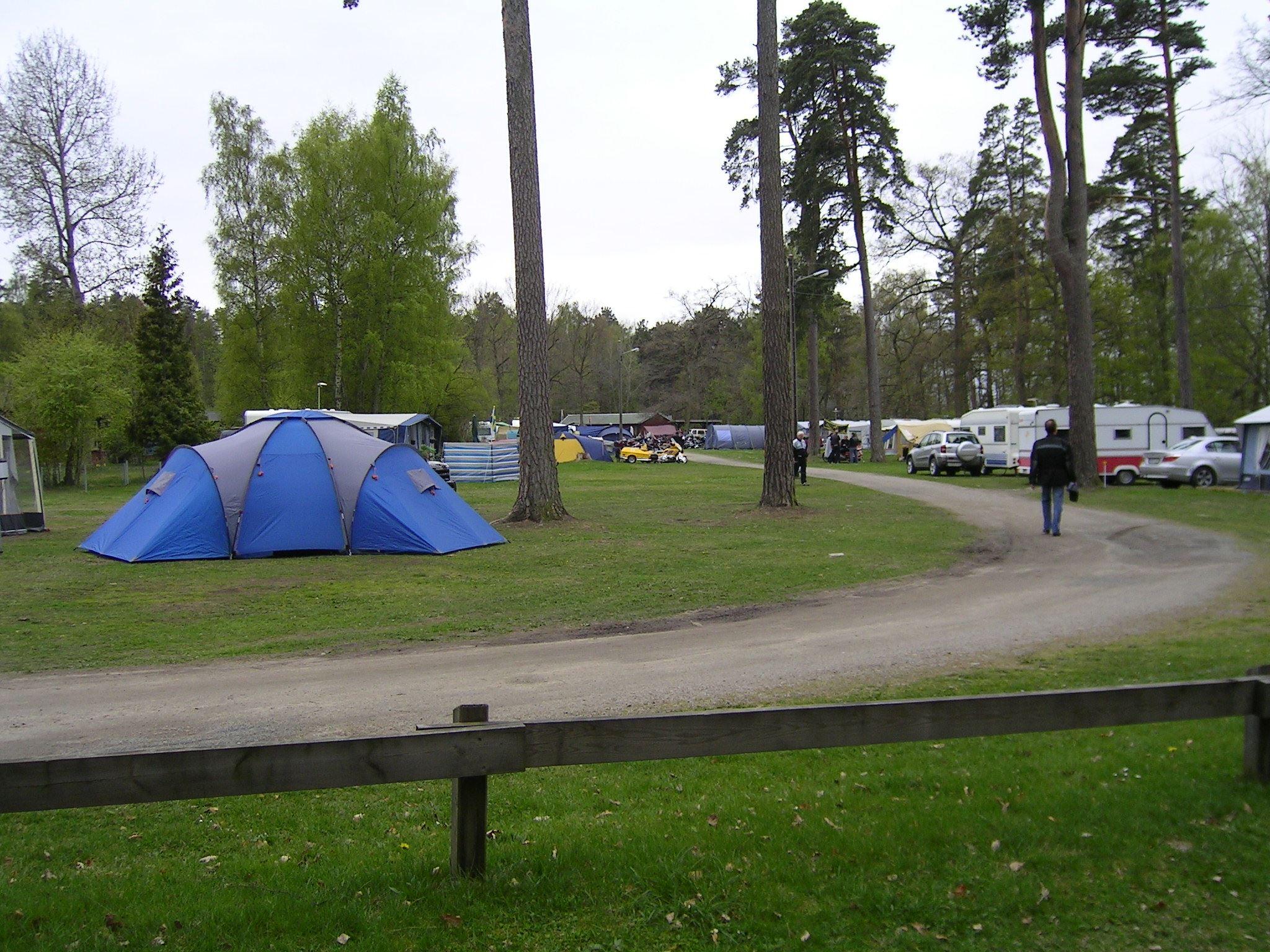 Bromölla Camping & Vandrarhem/Camping