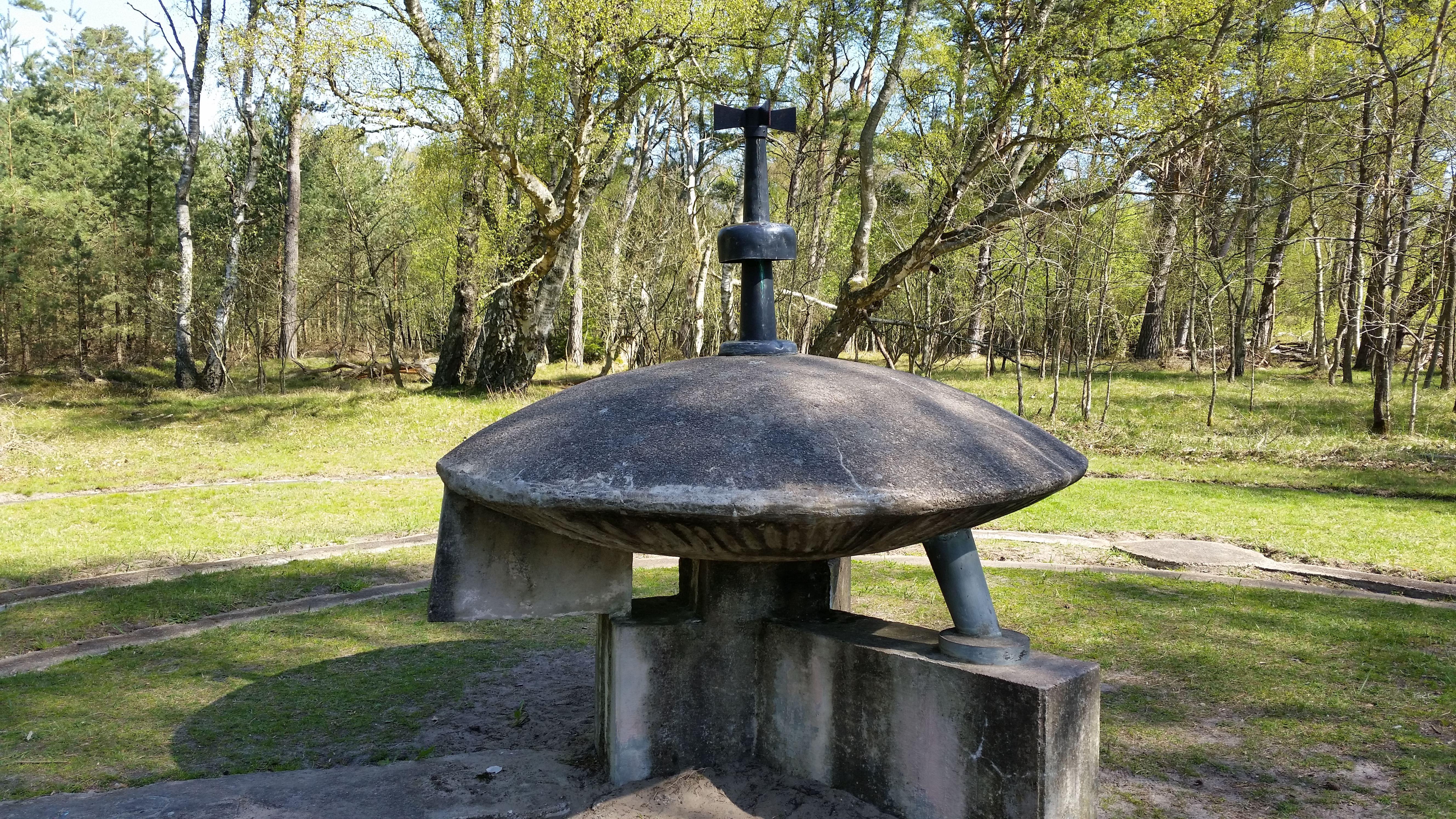 UFO-monument