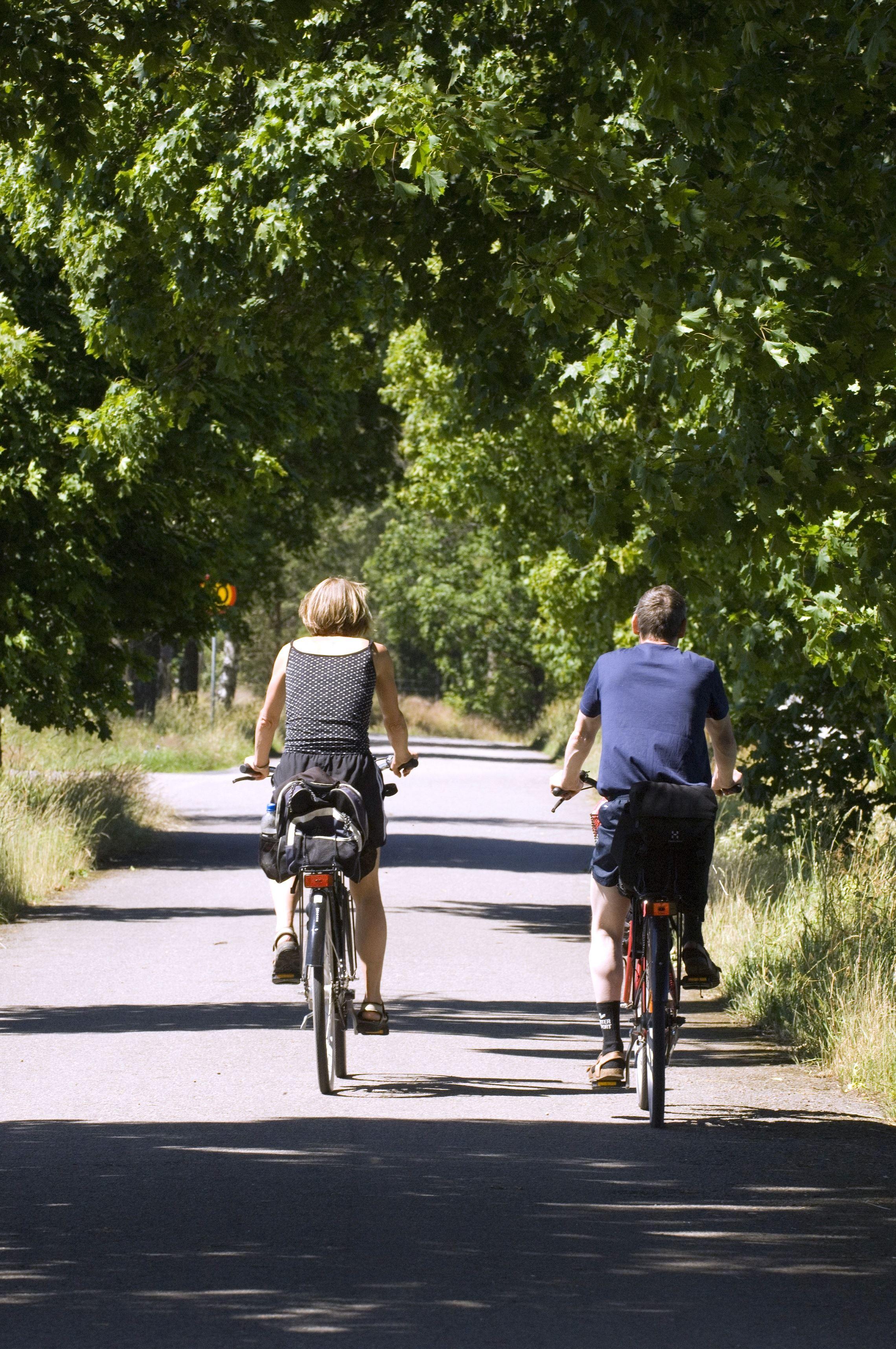 © Symbolbiler.se, Bike & hike in the Lake Kingdom of Småland