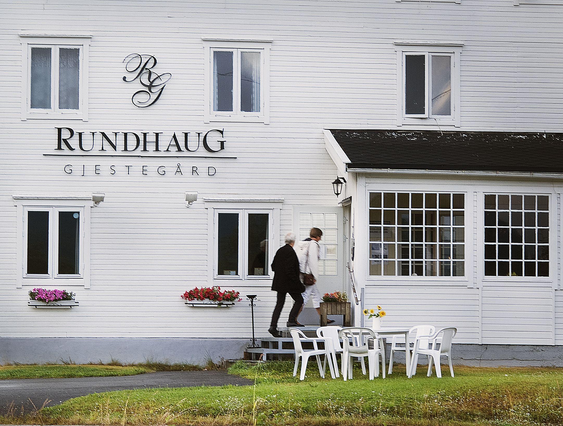 Rundhaug Gjestegård