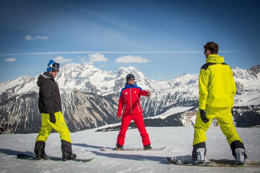 ESF 1550: Group ski lessons - Adults from 13 years old
