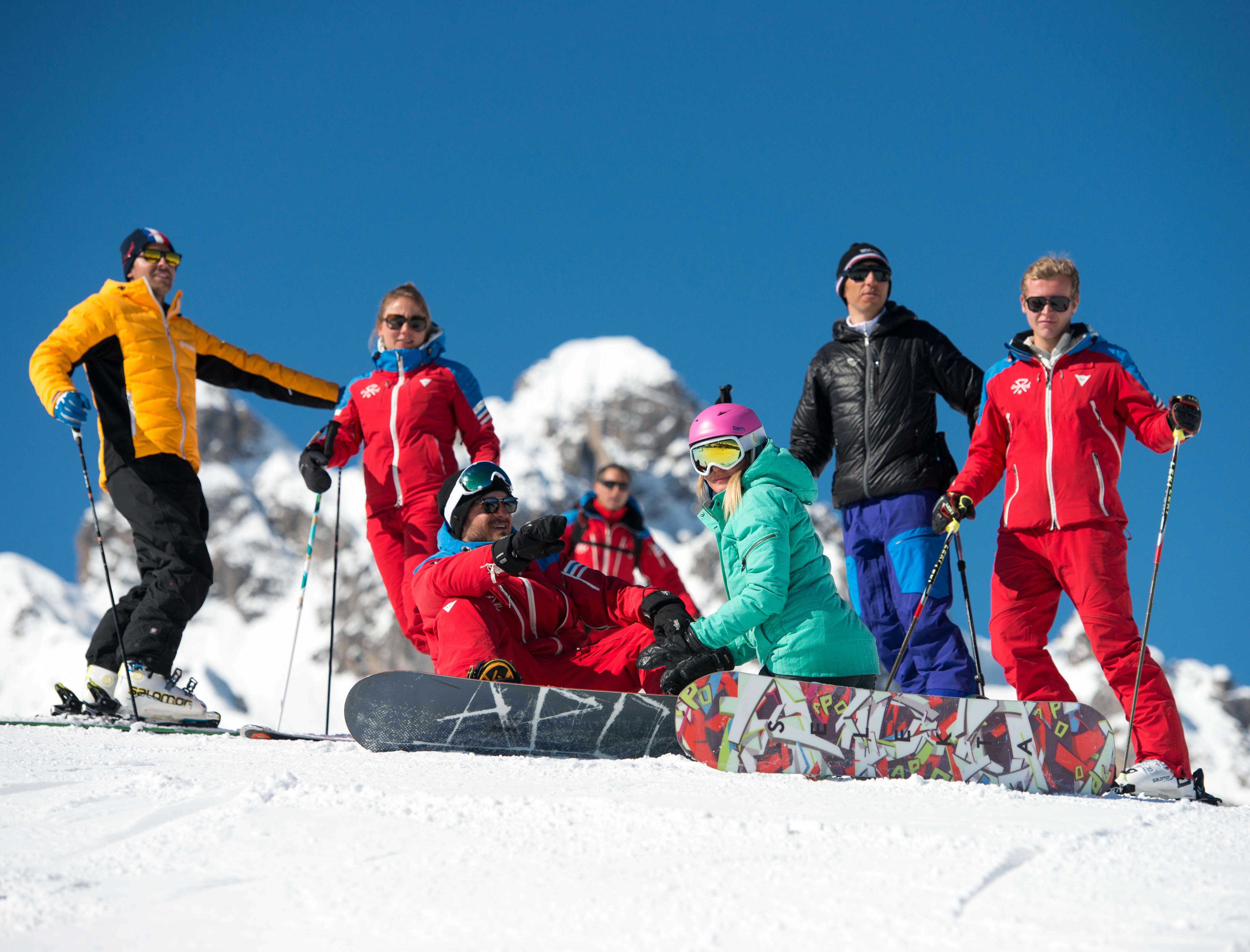 ESF 1550 : Cours de ski collectifs - Adultes à partir de 13 ans