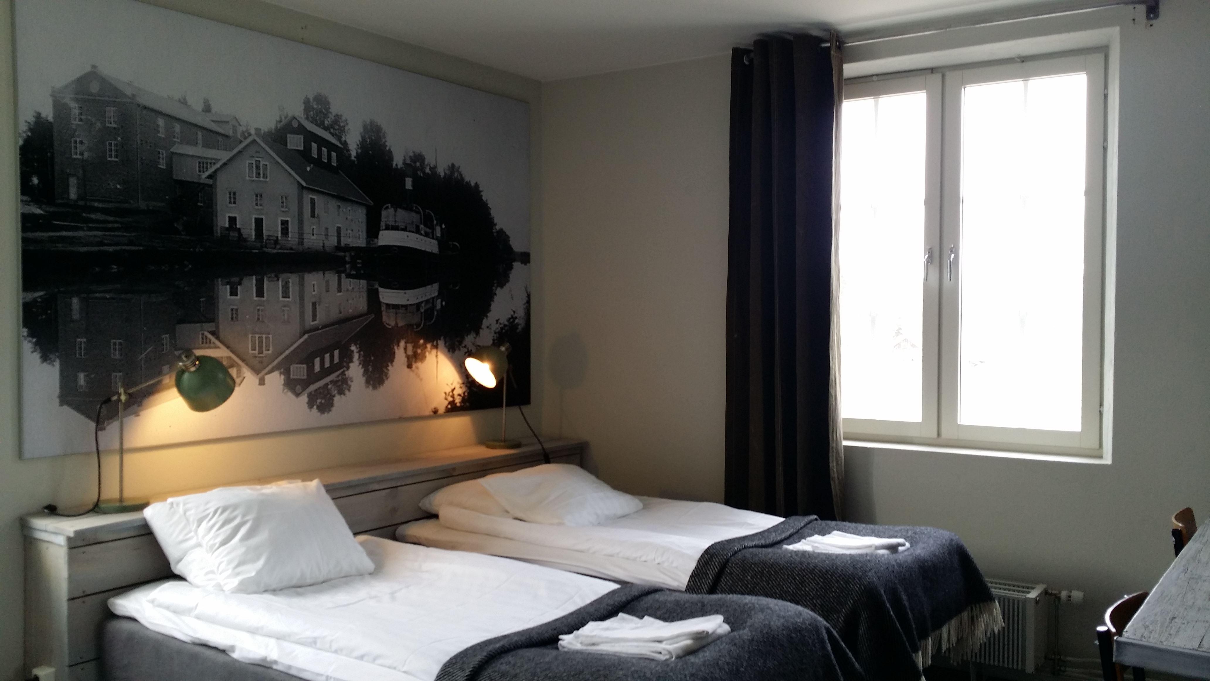 Norrqvarn Hotell, Göta Kanal, Lyrestad