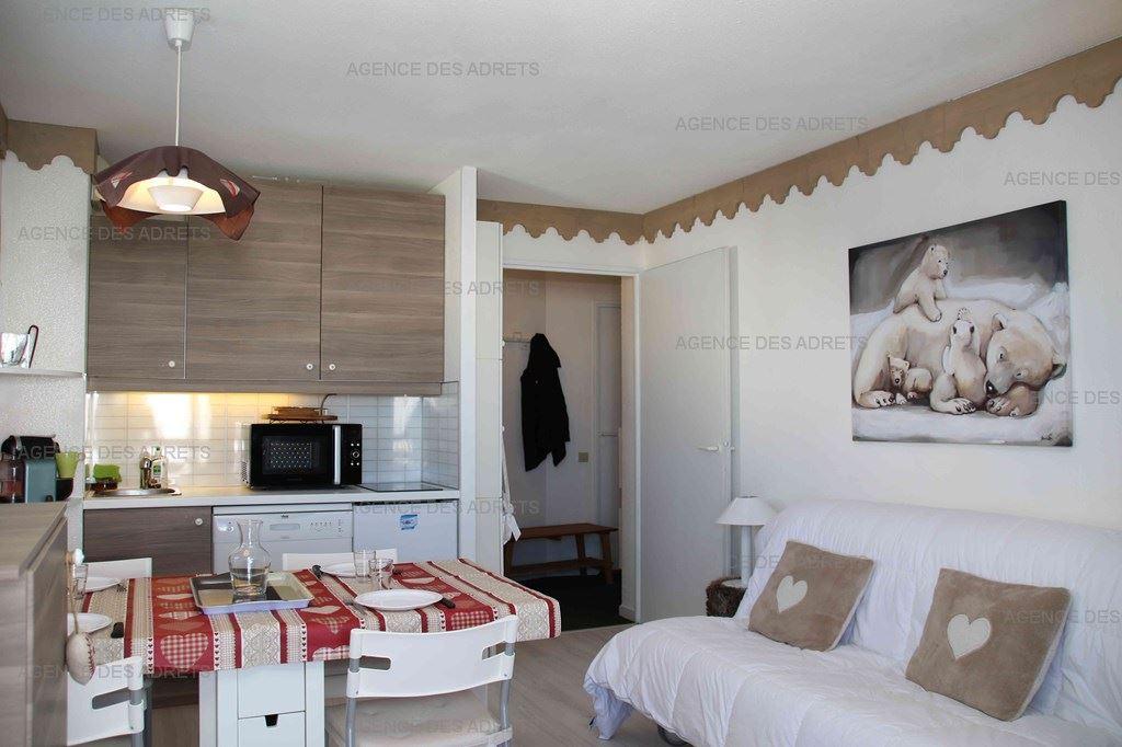 2 Room 4 Pers ski-in ski-out / NECOU 305