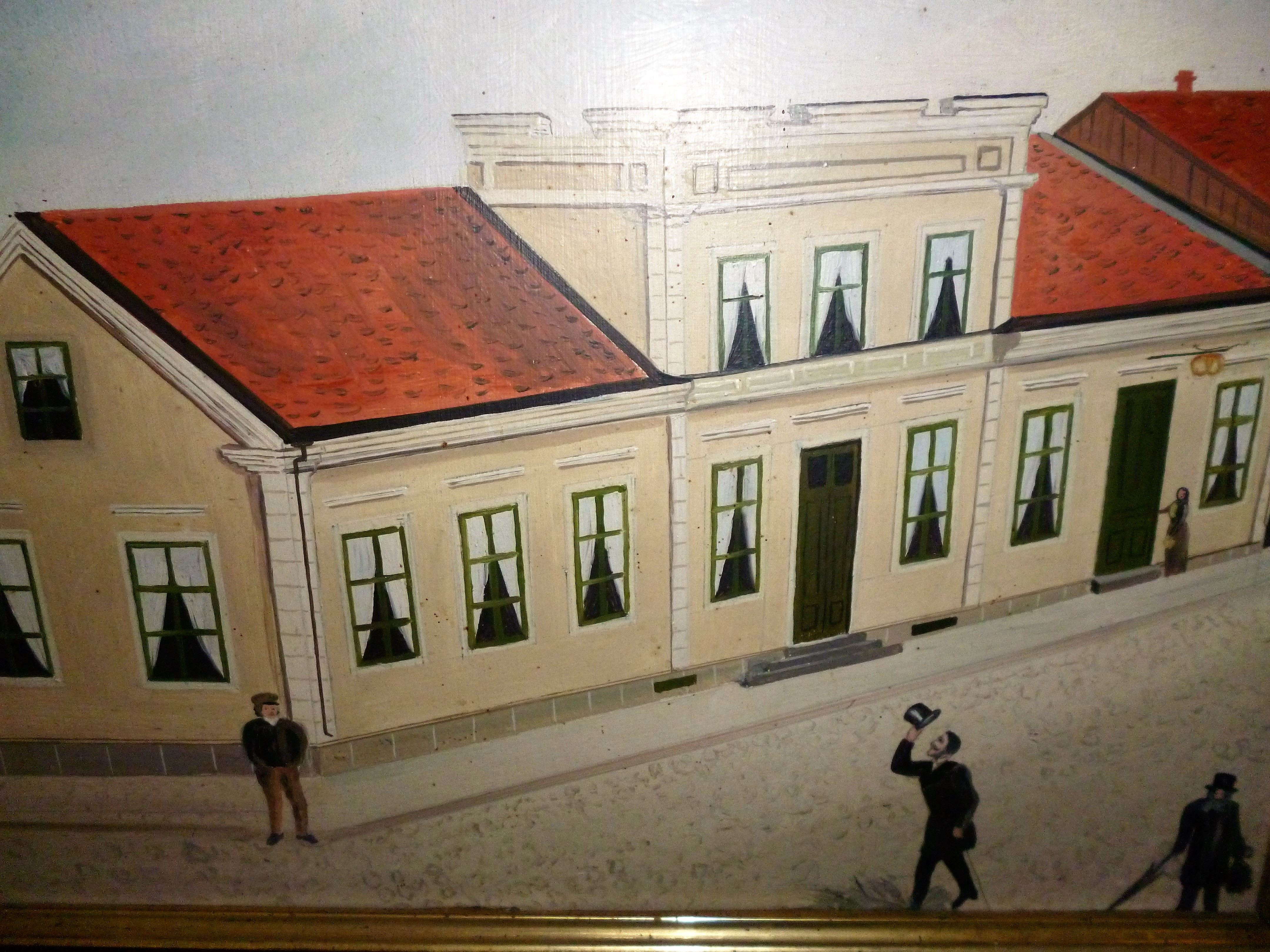 Stadens 72 skönheter: Om miljöer och människor i 1800-talets Sölvesborg