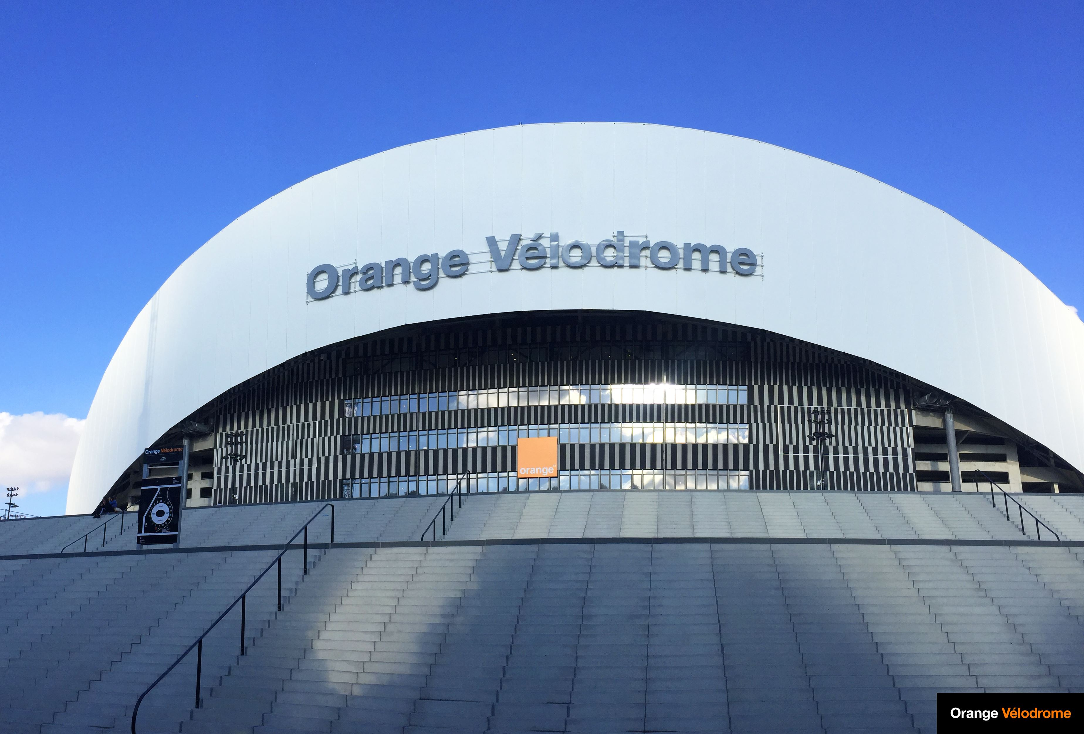 Visite Orange Vélodrome