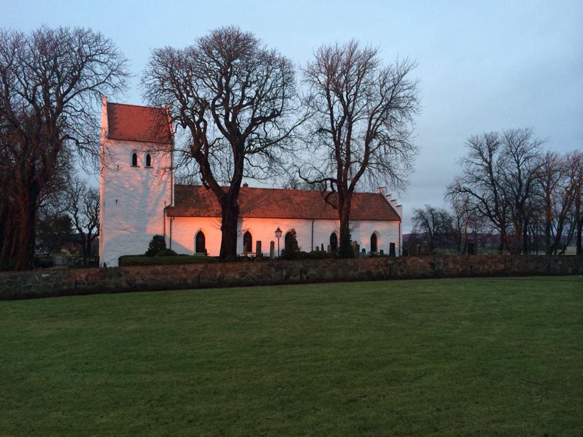 Barkåkra kirke