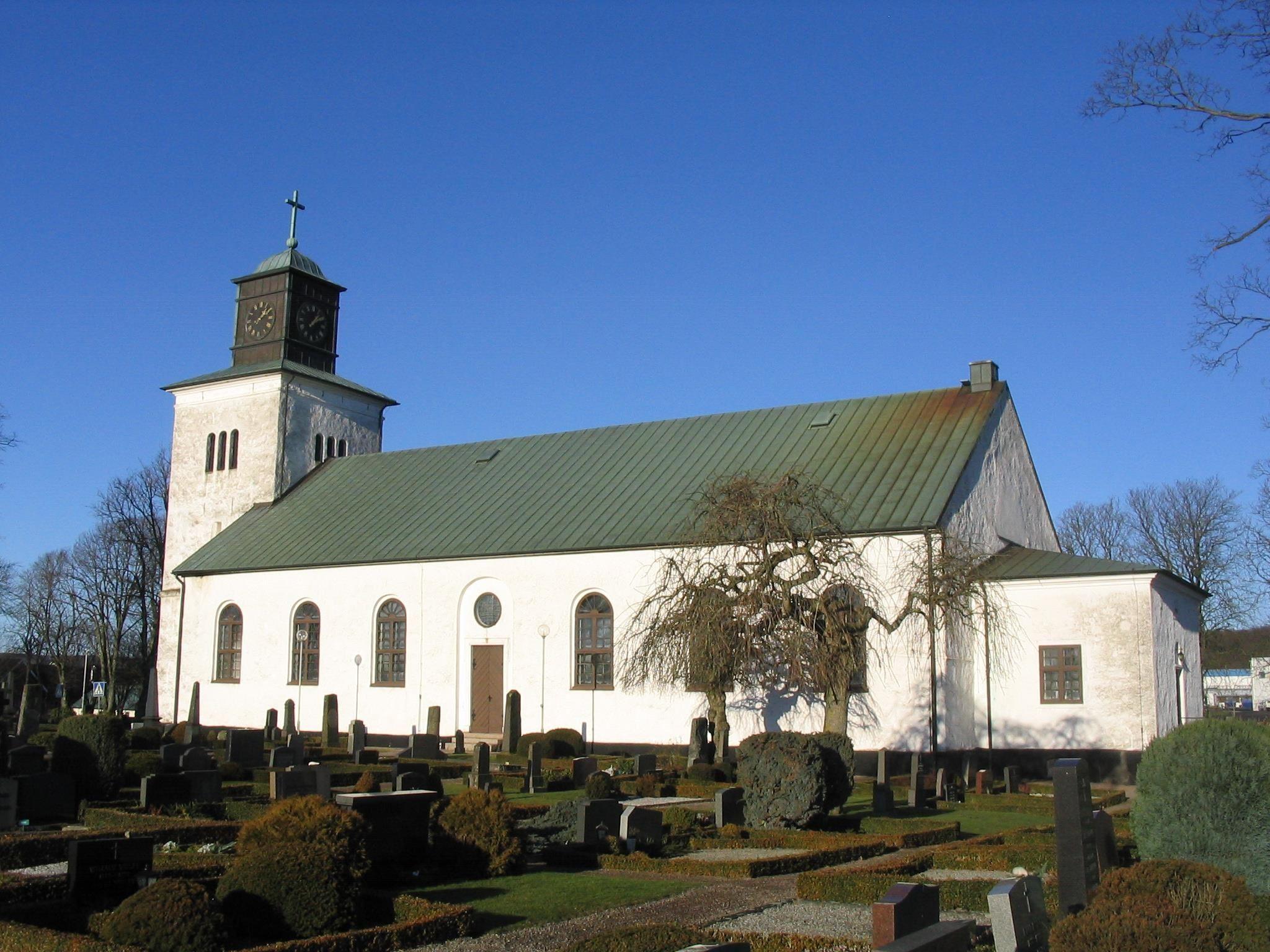 Hjärnarp church