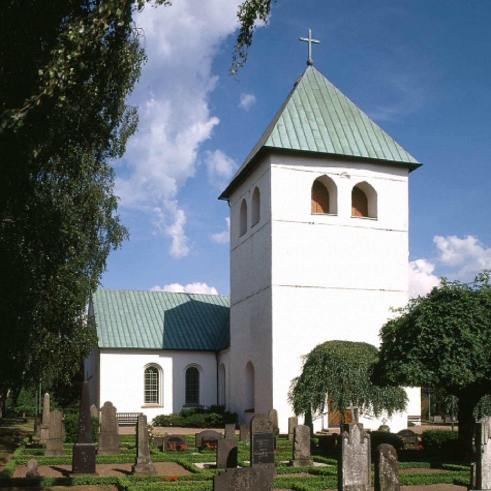 Munka Ljungby Kirche