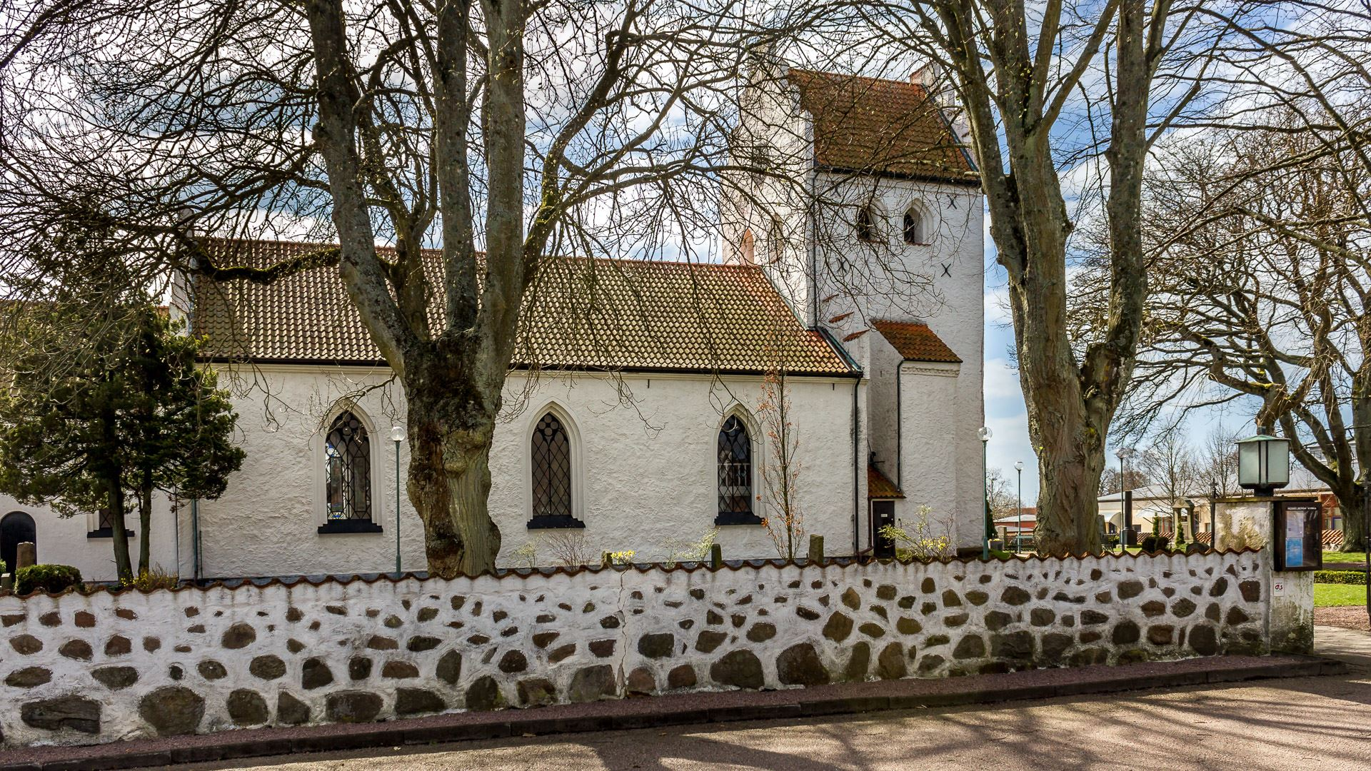 Rebbelberga Kirche