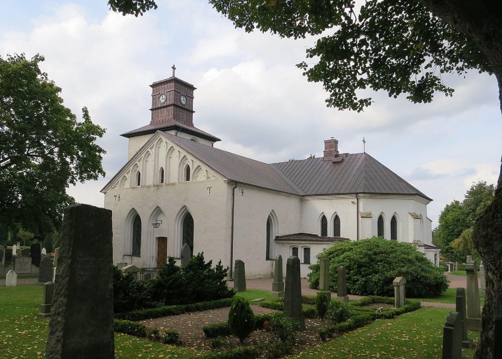 Strövelstorp Kirche