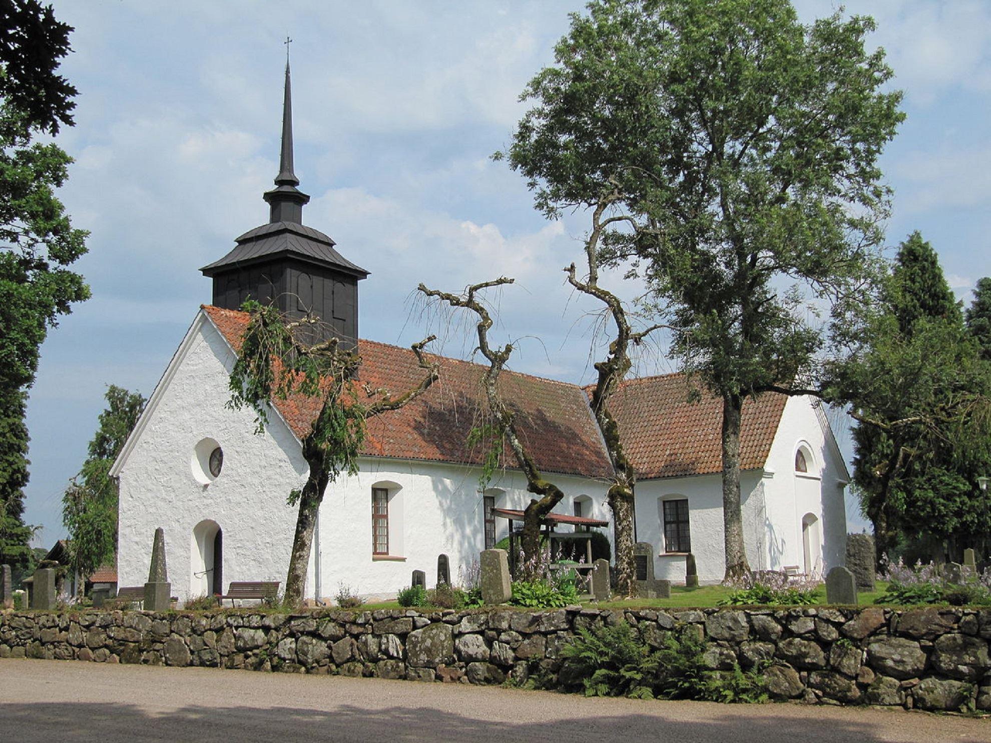 Tåssjö Kirche