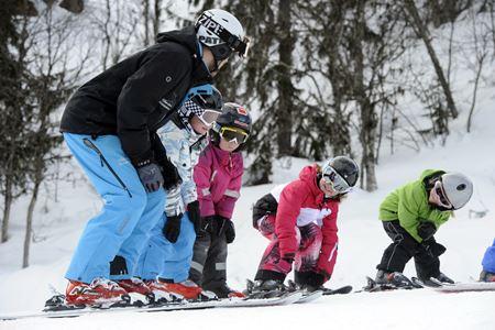 Fjätervålen ski school