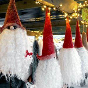 Julmarknad i Högbo