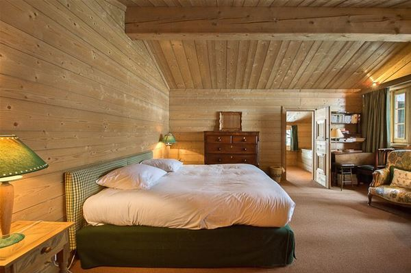 5 rooms 6 adults and 2 children / CHALET ARGIA (mountain of charm)