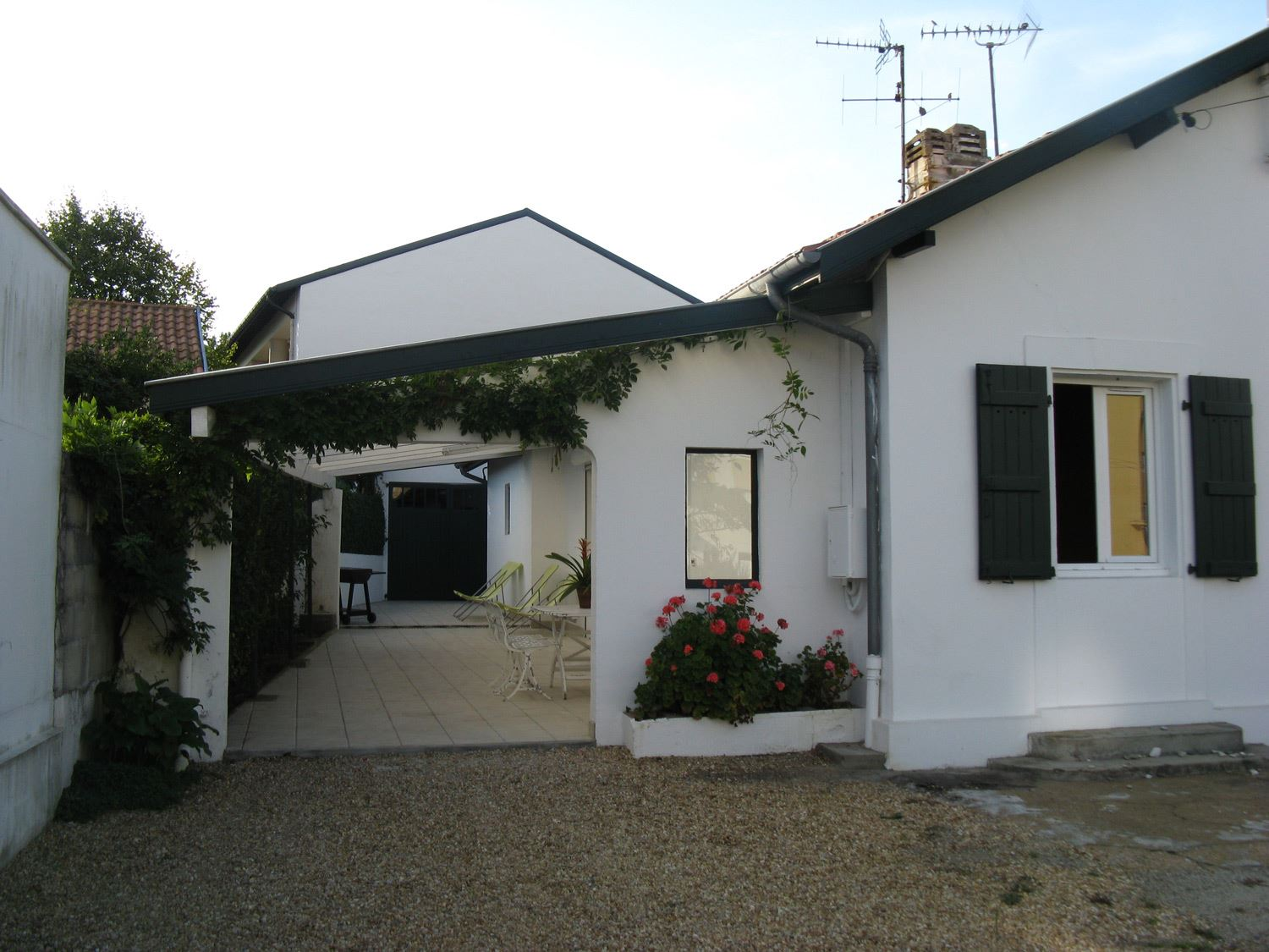 Semi-detached house Capdeville - ANG1106